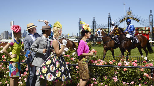 Melbourne Cup Opening Hours 2017