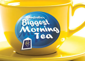 Australia's Biggest Morning Tea at COAST
