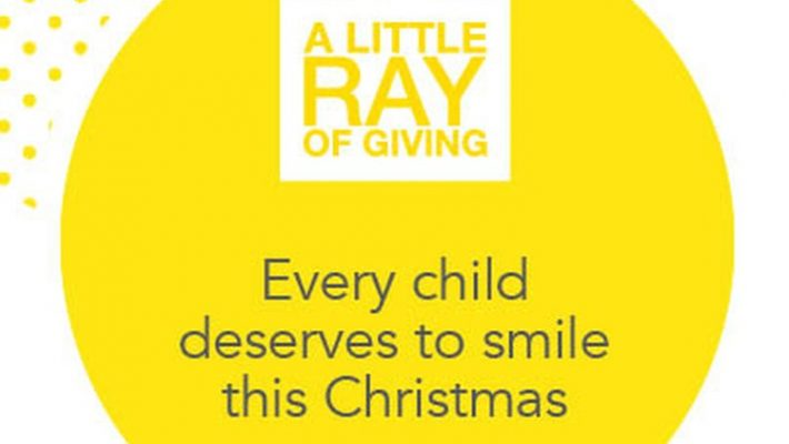 Donate a Christmas Gift to a Child